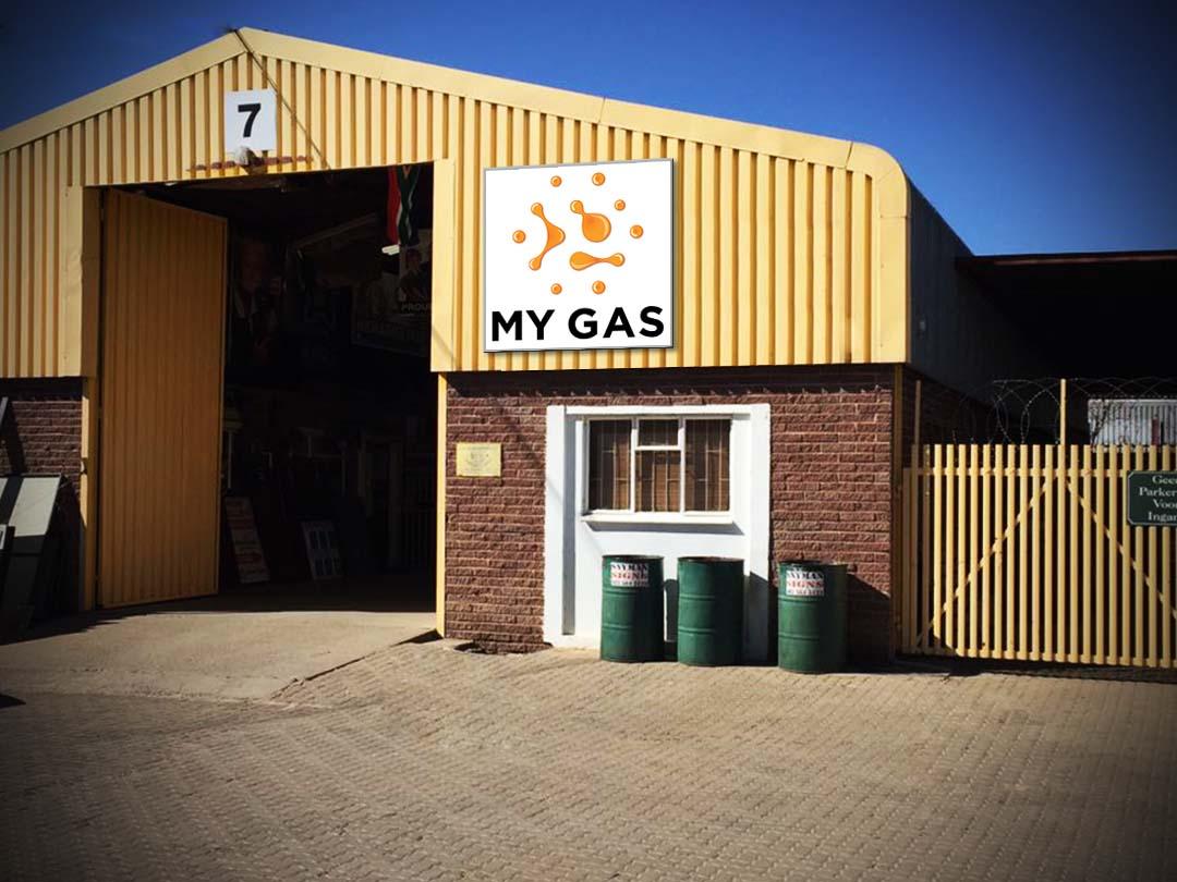 My Gas Bloemfontein
