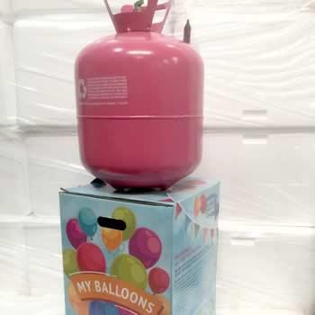 My Balloons Helium Box