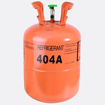 404A 10.9KG Disposable Cylinder